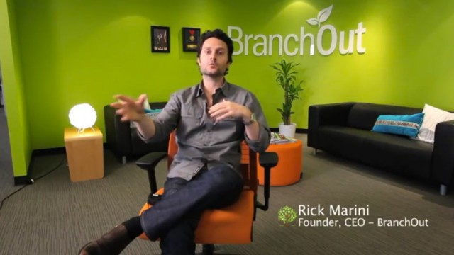 Rick Marini, BranchOut's CEO: Investing to Change Lives
