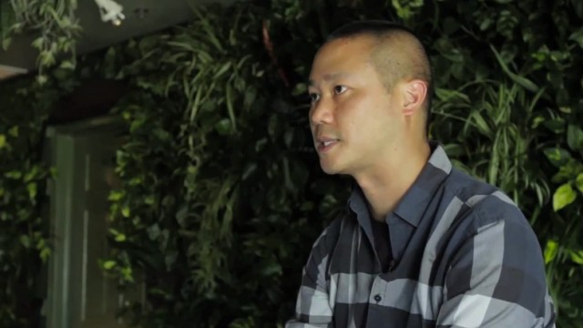 Zappos CEO Tony Hsieh Discusses Culture, Customer Service | The Pivot
