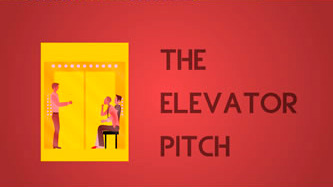 the elevator pitch web series