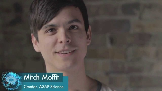 ASAP Science founder Mitch Moffit | A Total Disruption