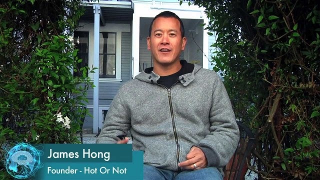 The 6 Pivots of Hot or Not – James Hong