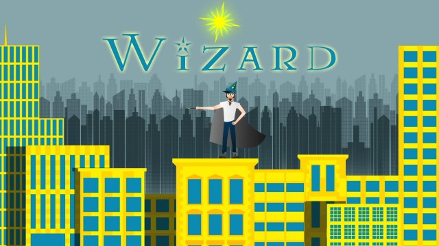 Wizard Trailer