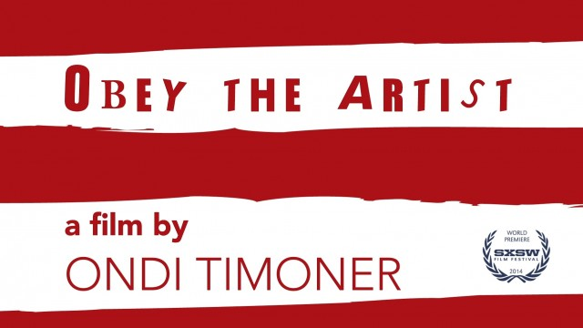 OBEY THE ARTIST Trailer
