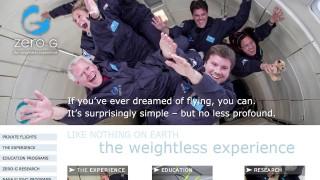 Stephen Hawking Defys Gravity – Singularity University with Peter Diamandis
